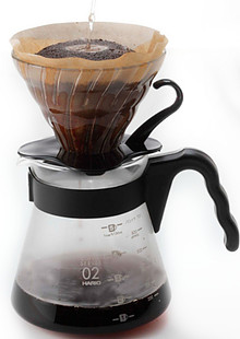 different ways brewing coffee